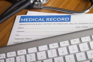Medical Records File